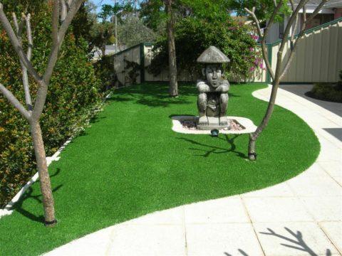 Искусственный газон: преимущества и удобства