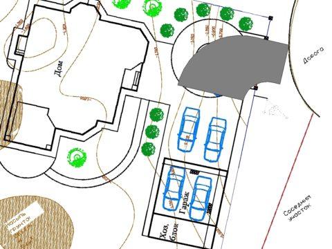 Ландшафтный дизайн: создание проекта участка