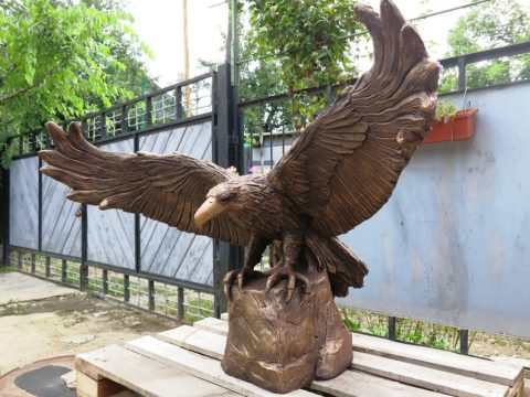 Скульптуры из бетона